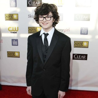 Jared Gilman in 18th Annual Critics' Choice Movie Awards