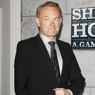 Jared Harris in Los Angeles Premiere of Sherlock Holmes: A Game of Shadows