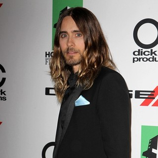 Jared Leto, 30 Seconds to Mars in The 17th Annual Hollywood Film Awards