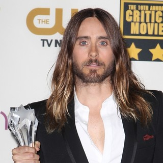 Jared Leto, 30 Seconds to Mars in The 19th Annual Critics' Choice Awards - Press Room