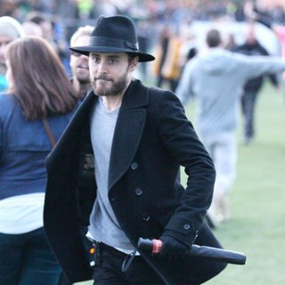 Jared Leto, 30 Seconds to Mars in Celebrities at The 2012 Coachella Valley Music and Arts Festival - Day 1