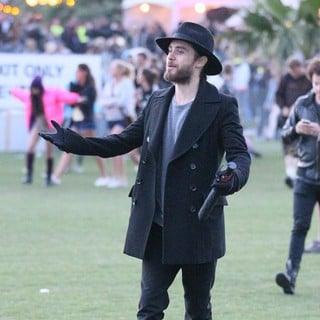Jared Leto - Celebrities at The 2012 Coachella Valley Music and Arts Festival - Day 1