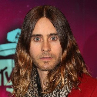 Jared Leto, 30 Seconds to Mars in 20th MTV Europe Music Awards - Arrivals