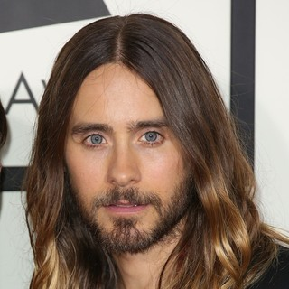 Jared Leto, 30 Seconds to Mars in The 56th Annual GRAMMY Awards - Arrivals