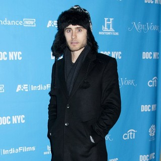 Jared Leto, 30 Seconds to Mars in New York Documentary Festival Presents Artifact