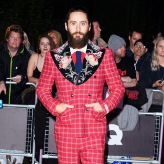 Jared Leto, 30 Seconds to Mars in The GQ Men of The Year Awards 2017 - Arrivals