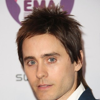 Jared Leto, 30 Seconds to Mars in The MTV Europe Music Awards 2011 (EMAs) - Arrivals