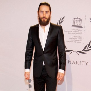 Jared Leto in UNESCO Charity Gala - jared-leto-unesco-charity-gala-02