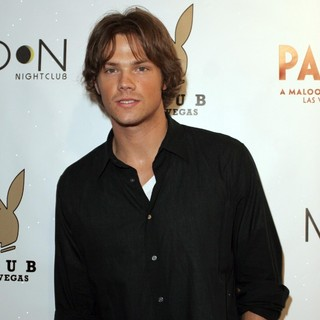 Jared Padalecki in Opening of The Playboy Club - Red Carpet Arrivals
