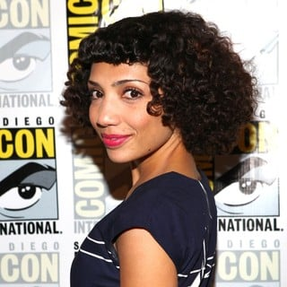 Jasika Nicole in San Diego Comic-Con 2012 - Fringe - Press Room