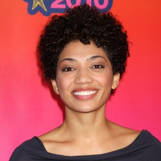 Jasika Nicole in Fox All-Star Party