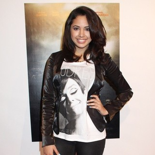 Jasmine V in Los Angeles Premiere of A Resurrection