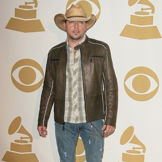 Jason Aldean in The GRAMMY Nominations Concert Live