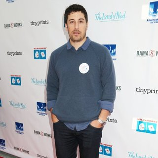 Jason Biggs - Milk + Bookies Fifth Annual Story Time Celebration