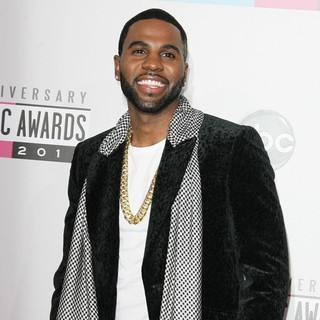 Jason Derulo in The 40th Anniversary American Music Awards - Arrivals