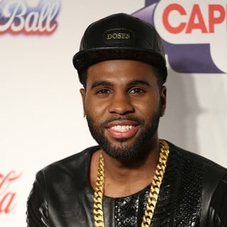 Jason Derulo - The Capital FM Jingle Bell Ball 2013 - Day 2 - Arrivals