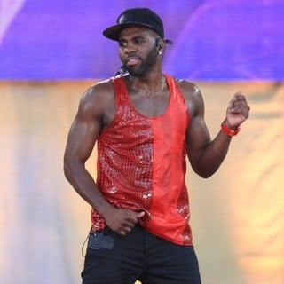 Jason Derulo in GMA's 2013 Summer Concert Series