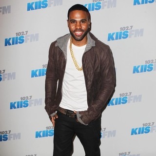 Jason Derulo in KIIS FM's 2012 Jingle Ball - Night 2 - Arrivals