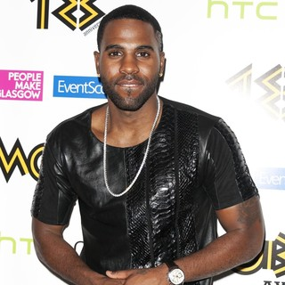 Jason Derulo in The MOBO Awards 2013 Nominations Launch