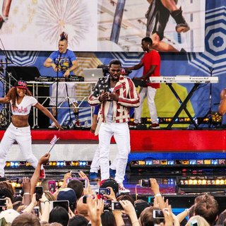 Jason Derulo - Jason Derulo Performing Live on ABC's Good Morning America