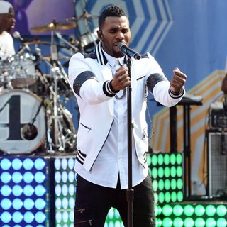 Jason Derulo - Jason Derulo Performs on ABC's Good Morning America