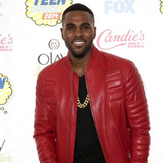 Jason Derulo in Teen Choice Awards 2014 - Arrivals