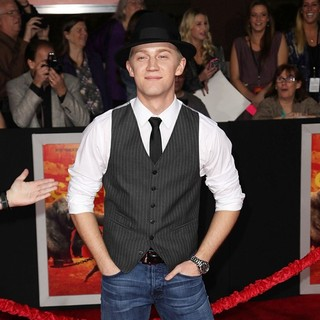 Jason Dolley in Premiere of Walt Disney Pictures' John Carter