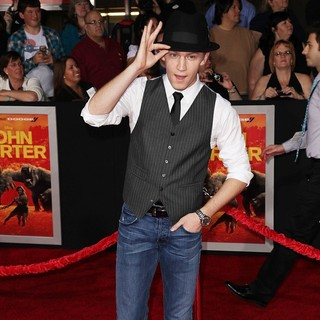 Jason Dolley in Premiere of Walt Disney Pictures' John Carter - jason-dolley-premiere-john-carter-02