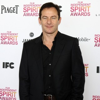 Jason Isaacs in 2013 Film Independent Spirit Awards - Arrivals