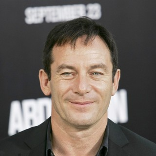 The Premiere of Abduction - Arrivals - jason-isaacs-premiere-abduction-01