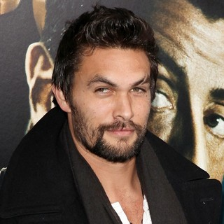 Jason Momoa in New York Premiere of Bullet to the Head