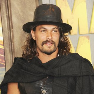Jason Momoa in Premiere of Mad Max: Fury Road