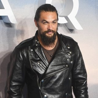 Jason Momoa in World Premiere of Aquaman - Arrivals