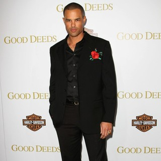 Jason Olive in Lionsgate's Good Deeds Premiere