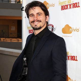 Jason Ritter in The Perfect Age of Rock 'n' Roll Los Angeles Premiere