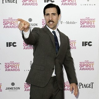 Jason Schwartzman in 2013 Film Independent Spirit Awards - Arrivals - jason-schwartzman-2013-film-independent-spirit-awards-05