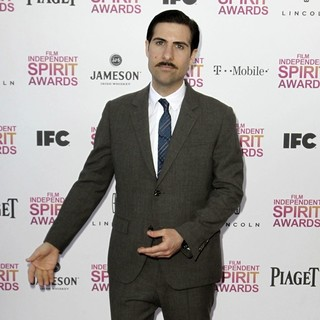 Jason Schwartzman in 2013 Film Independent Spirit Awards - Arrivals - jason-schwartzman-2013-film-independent-spirit-awards-06