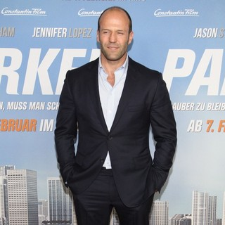 Jason Statham in A Photocall for Parker