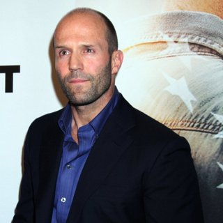 Jason Statham in Homefront Red Carpet Premiere