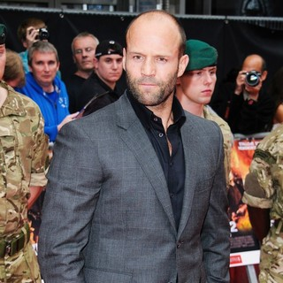 Jason Statham in The Expendables 2 UK Premiere - Arrivals