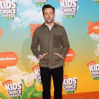 Jason Sudeikis in Nickelodeon's 2016 Kids' Choice Awards - Arrivals