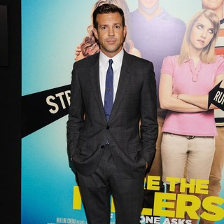 Jason Sudeikis in We're the Millers World Premiere