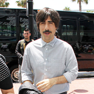 Jason Schwartzman in Out and About at Comic-Con 2010 - Day 3