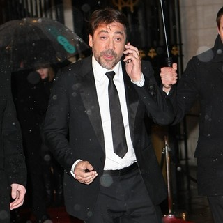 Javier Bardem in The 2013 EE British Academy Film Awards - Arrivals