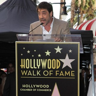 Javier Bardem in Javier Bardem Is Honored with A Hollywood Star on The Hollywood Walk of Fame