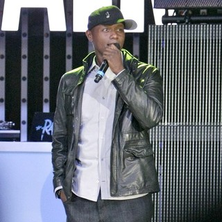 Javier Colon in Javier Colon Launches Universal Citywalk's New High Tech Next Generation 5 Towers