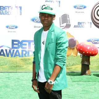 Jawan Harris in BET Awards 2011