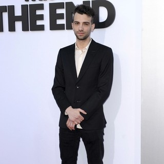 Jay Baruchel in Los Angeles Premiere of This Is the End