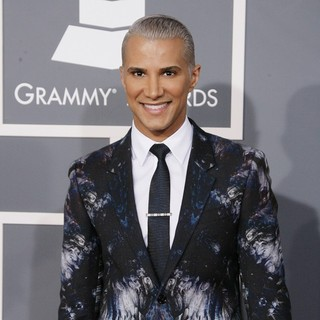 Jay Manuel in 55th Annual GRAMMY Awards - Arrivals