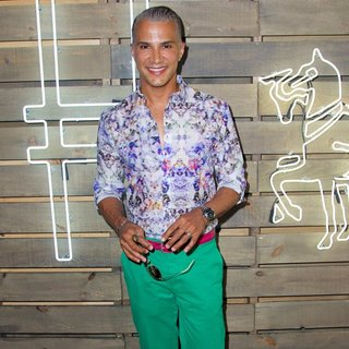 Jay Manuel in Coach, Inc and Friends of The High Line Present The Fourth Annual Summer Party on The High Line